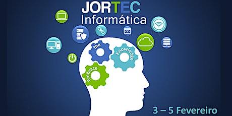 Jortec Informática 2020 bilhetes