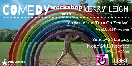 Comedy Workshop with Kerry Leigh for all LGBT+ women tickets