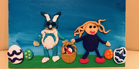 Family Creation Project - Theme: Easter tickets