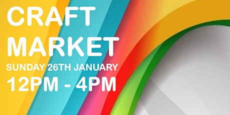 Beckton and Royal Docks Craft Market tickets