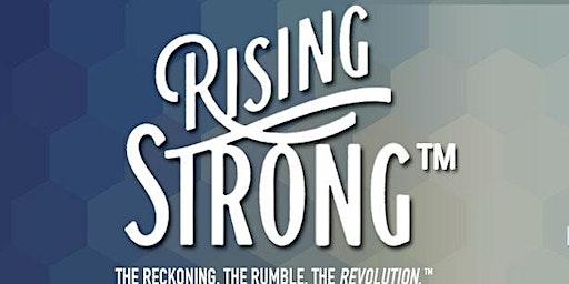 Rising Strong™ Workshop Baton Rouge 2020