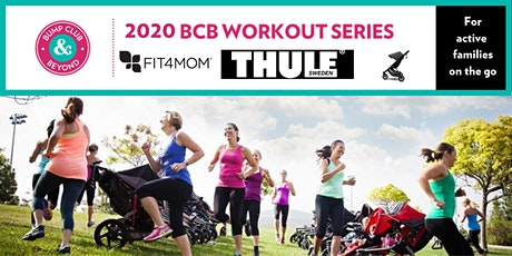 FREE BCB & Thule Workout with FIT4Mom San Pedro/Palos Verdes + CPSTI Kristen Sanders! (Los Angeles, CA) tickets