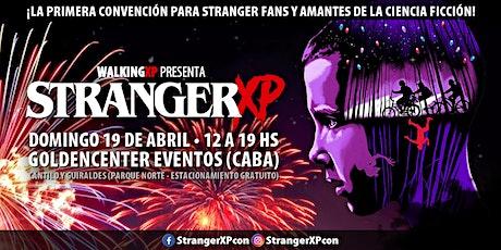 Stranger XP entradas