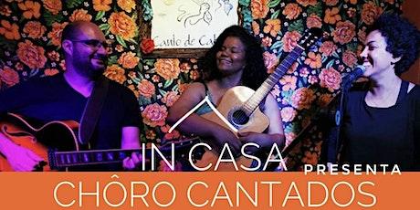 In Casa presenta: Chôros cantados biglietti