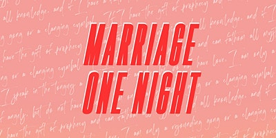 Marriage One Night