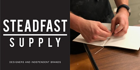 DIY Workshop | FM-31 Japanese Poke Binding Workshop tickets