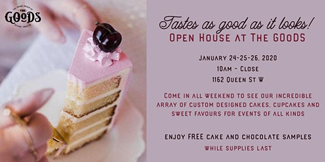 Open House at The GOoDS tickets