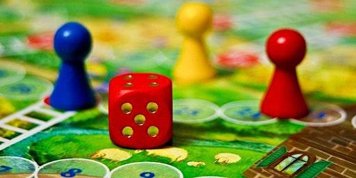 Family Board Games Night