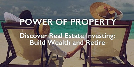 Power of Property in Calgary - Free Seminar tickets