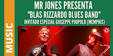 BLAS RIZZARDO BLUES BAND billets