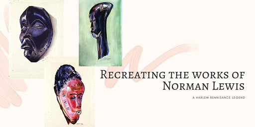 Recreating the works of Norman Lewis