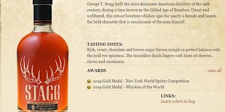 Premium Bourbon Tasting - Annapolis tickets