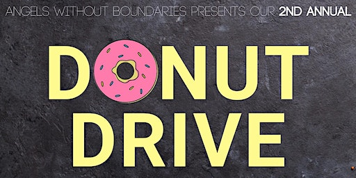 2nd Annual: DONUT DRIVE