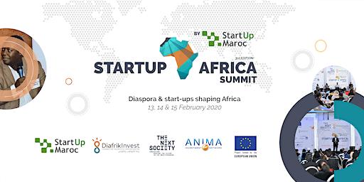 StartUp AFRICA SUMMIT 2020