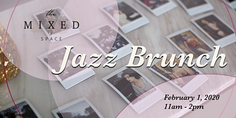 The Mixed Space Meetup: Jazz Brunch tickets