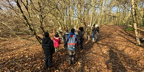 Kids adVentures Prestwich Forest School Holiday Club February Half Term 2020 tickets