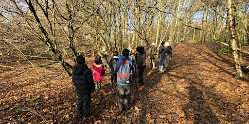 Kids adVentures Prestwich Forest School Holiday Club February Half Term 2020