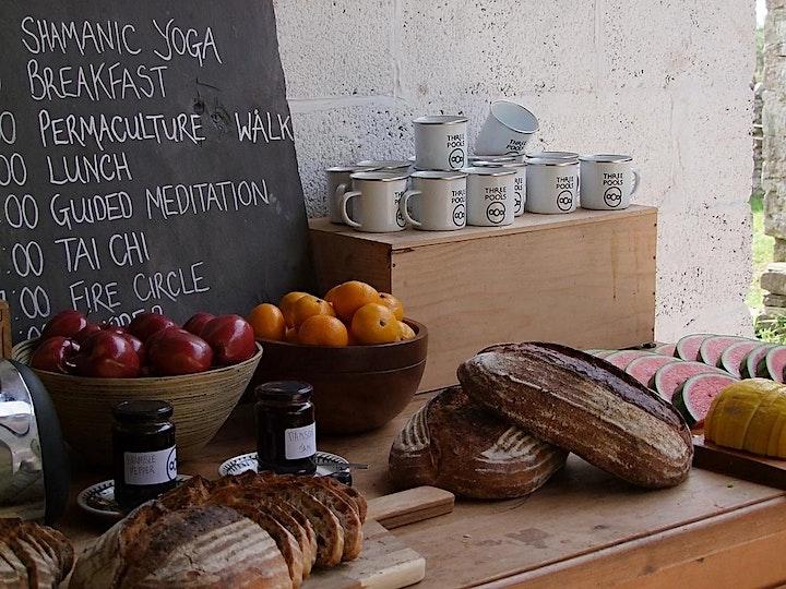 Morning Gloryville Harvest Wellness Retreat image