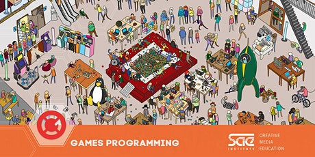 "Workshop: ""Wimmelbild-Spiel"" - Games Programming tickets"