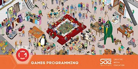 """Workshop: """"Wimmelbild-Spiel"""" - Games Programming tickets"""