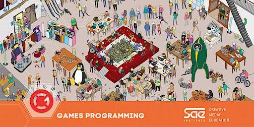 """Workshop: """"Wimmelbild-Spiel"""" - Games Programming"""