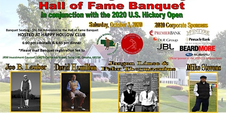 River City Hickory Hall of Fame Banquet tickets