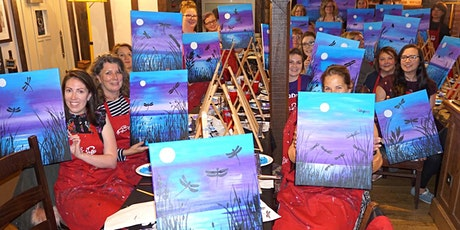 Dance of the Dragonflies Brush Party - Gloucester tickets