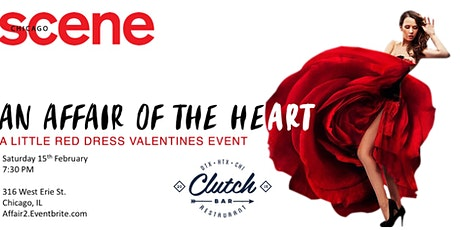 AN AFFAIR OF THE HEART 2- A LITTLE RED DRESS VALENTINES EVENT tickets