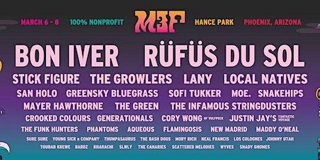 M3F Fest tickets