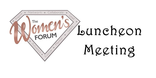 TWF Luncheon - Membership Mixer & Annual Meeting