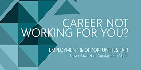Employment & Opportunities Fair tickets