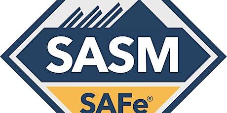 SAFe® Advanced Scrum Master (SASM) 5.0 Course - New York tickets