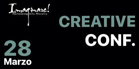 Imaginare! Arts presenta: Conferencia Creativa | Bogota, Colombia entradas