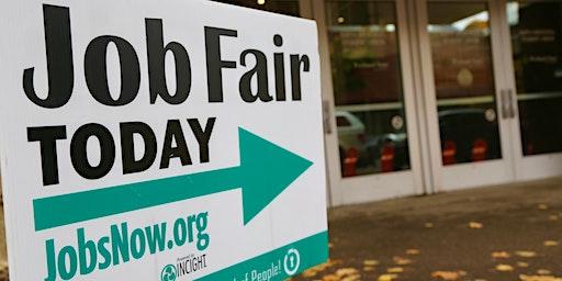 Pasadena 1 Job Fair
