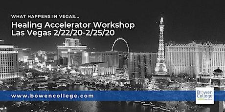 Healing Accelerator Workshop tickets