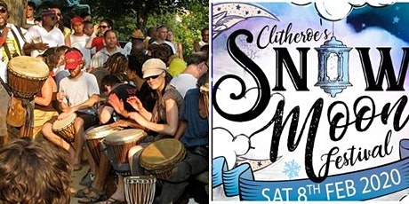 Snow Moon Festival 2020 – Parade Drumming Workshop tickets
