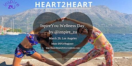 Heart2Heart | InspireYOU Wellness Day by InspireZU tickets