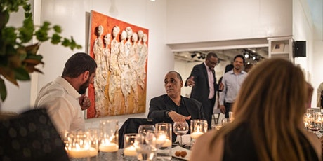 Nigerian Exhibition Dinner & Dialogue   Come be a part of the story tickets
