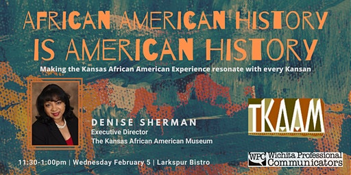 February 2020 WPC Luncheon  -  African American History is American History