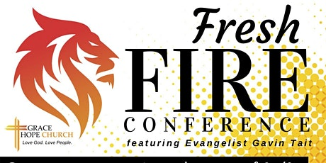 Fresh Fire  Conference tickets