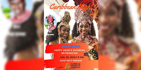 Caribbean Chamber Business Mixer & Happy Hour tickets