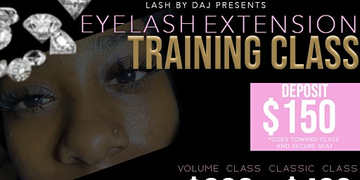 LashbyDaJ Lash Tech Training