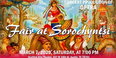 Opera - Fair at Sorochyntsi tickets