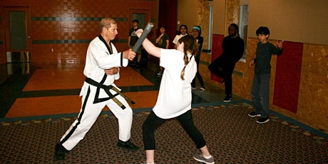 Introduction to Self-Defense for TEENS - (Sachem Public Library) tickets