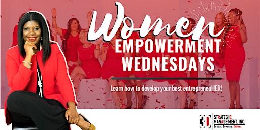 Women Empowerment Wednesday