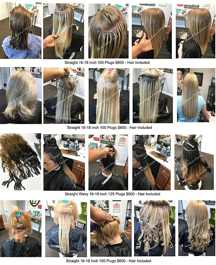 San Francisco CA   Hair Extension Class & Micro Link Class image