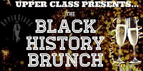 Black History Brunch tickets