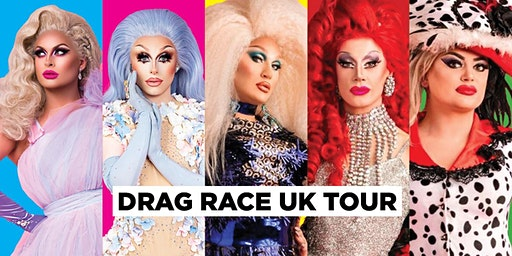 Drag Race UK Tour - Brisbane