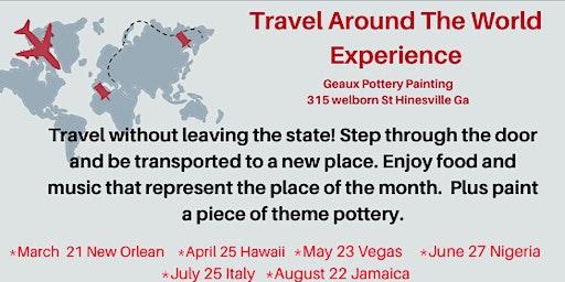 Travel Around The World Experience