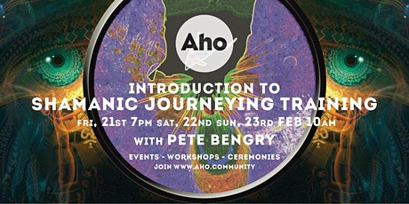 Introduction to Shamanic Journeying Training with Pete Bengry tickets